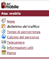 Home Page del Sito atacmobile.it