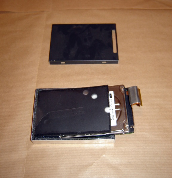 toughbook CF-M34 - Hard Disk e Caddy