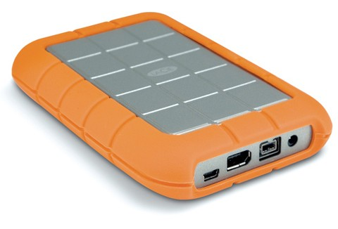 LaCie Rugged Hard Disk 500 GB