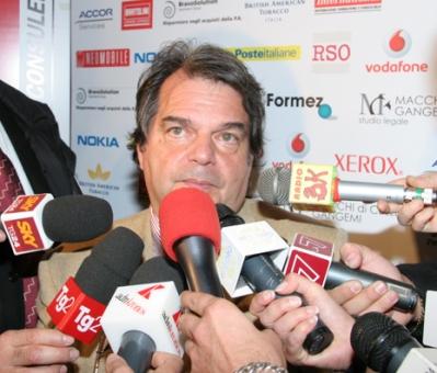 Renato Brunetta contro i fannulloni