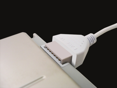 FastMac Caricabatterie universale esterno per batterie notebook Apple
